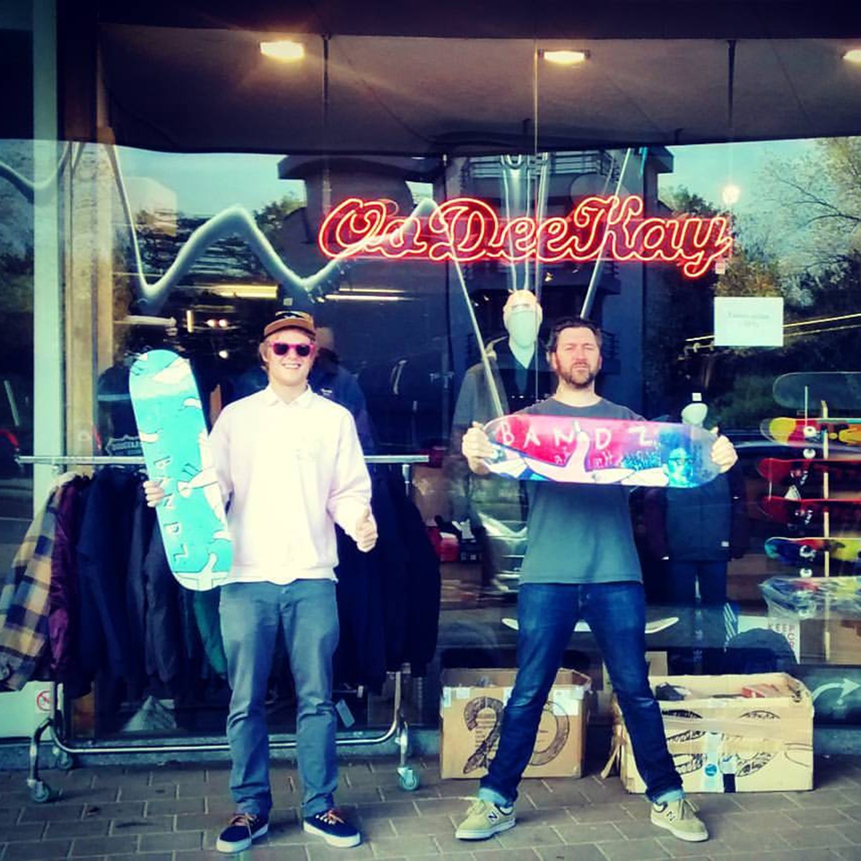 Picture of Oodeekay skateshop