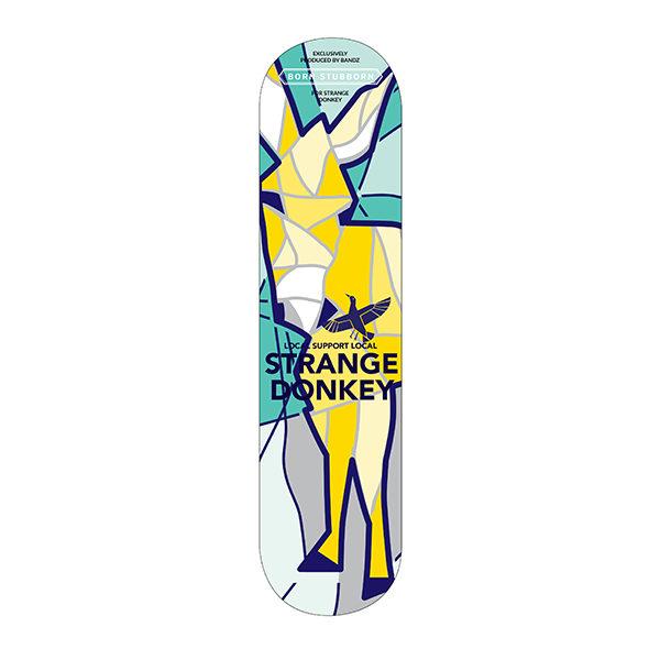 Bandz deck Strange Donkey