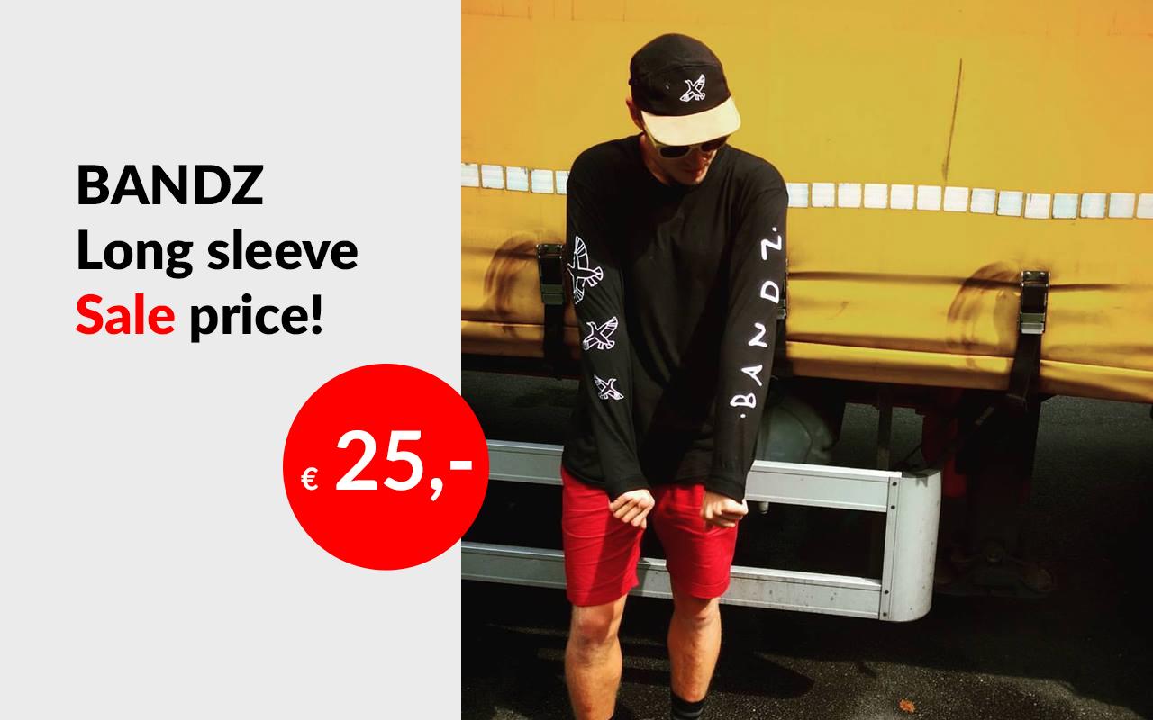 Bandz long sleeve