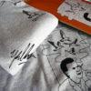 Combi deck - hoodie Yella